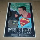 NEW UNREAD Batman & Superman: World's Finest #10 NEAR MINT (DC Comics 2000) Prestige Format GN