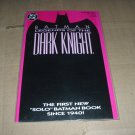 Batman: Legends of the Dark Knight #1 Pink Variant Double Cover VERY FINE+ (DC Comics 1989)