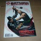 Batman: Legends of the Dark Knight #88 VERY FINE-, Conspiracy storyline finale (DC Comics 1996)