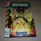 Batman: Legends of the Dark Knight #118 RARE Newsstand Version, NM- No Man's Land(DC Comics 1999)
