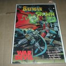 CGC it: NEW UNREAD Batman/Spawn War Devil NEAR MINT+ (DC Comics 1994) Prestige Format Graphic Novel