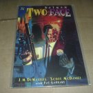 Batman: TWO-FACE Graphic Novel 1-shot VERY FINE+ (DC Comics 1995) Prestige Format Bookshelf GN