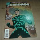 Chronos #1 VERY FINE (DC Comics 1998) Save $$$ with Flat Rate Shipping Special