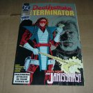 Deathstroke: The Terminator #23 VERY FINE+ (DC Comics 1993 Slade Wilson) Flat Rate Shipping Special