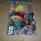 The DEMON #41 ERROR/Misprint, Near Mint- (DC Comics 1993) Save $$$ Shipping Special
