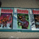Amanda and Gunn #1, 2, 3 FULL RUN (Image Comics, Jimmie Robinson pre-Bomb Queen), For Sale