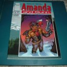 Amanda and Gunn #1 VERY FINE+ (Image Comics, Jimmie Robinson pre-Bomb Queen), For Sale