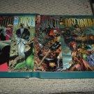 Arcanum #1, 2, 3, 4 FULL RUN (Image Comics, Brandon Peterson), great comic books for sale