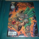 Battle Chasers #4 NEAR MINT+ Gully VARIANT Cover by Joe Madureira (Cliffhanger Image Comics)