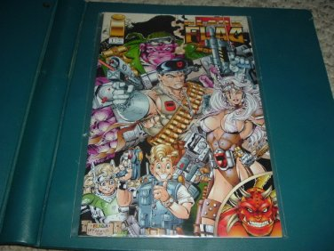 Black Flag #1 PREVIEW Edition NEAR MINT- by Dan Fraga (Image Comics) comic for sale