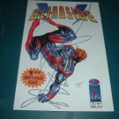 Blindside #1 VERY FINE ORIGINAL first series (Image Comics, not Contraband) comic for sale