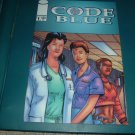 Code Blue 1-shot Special Graphic Novel GN VF+/NM- (Jimmie Robinson pre-BOMB QUEEN, Image Comics)