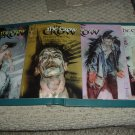 The CROW #1-4 FULL RUN VF to NEAR MINT (Image Comics) James O'Barr's Crow set lot comics for sale