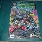 Cyber Force #1 NEAR MINT w/Image #0 Coupon INTACT (Marc Silvestri 1992) ORIGINAL Series For Sale