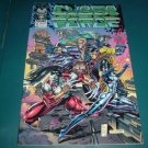 Cyber Force #1 (Marc Silvestri, Image Comics 1992) ORIGINAL Cyberforce Mini-Series, comic For Sale