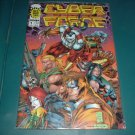 Cyber Force vol 2 #1 VERY FINE+ (Marc Silvestri, Image Comics 1993) Cyberforce For Sale