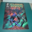 Cyber Force vol 2 #10 VARIANT art cover (Marc Silvestri, Image Comics 1995) Cyberforce For Sale