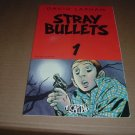 Stray Bullets #1 ERROR EDITION (David Lapham, El Capitan Books) 3rd print, comic book for sale