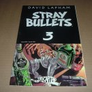 Stray Bullets #3 First App/Intro of ROSE, BETH, NINA, Monster (David Lapham, El Capitan) for sale