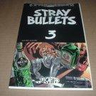 Stray Bullets #3 ERROR EDITION, First App/Intro of ROSE, BETH (David Lapham, El Capitan) for sale