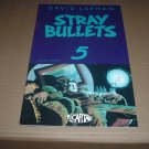 Stray Bullets #5 FIRST PRINT, First App/Intro of ORSON (David Lapham, El Capitan) for sale