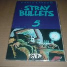 Stray Bullets #5 ERROR EDITION, First App/Intro of ORSON (David Lapham, El Capitan) for sale