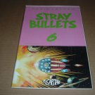 Stray Bullets #6 VF+ First Print, AMY RACECAR 1st app/intro (David Lapham, El Capitan) for sale