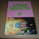 Stray Bullets #6 First Print, AMY RACECAR 1st appearance/intro (David Lapham, El Capitan) for sale