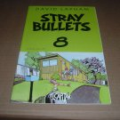 Stray Bullets #8 Very Fine FIRST PRINT (David Lapham, El Capitan Books) comic book for sale