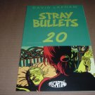 Stray Bullets #20 VF+/NEAR MINT- (David Lapham, El Capitan Books) FIRST PRINT comic book for sale