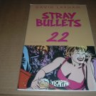 Stray Bullets #22 VF+/NEAR MINT- (David Lapham, El Capitan Books) FIRST PRINT comic for sale