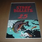 Stray Bullets #25 VERY FINE+ (David Lapham, El Capitan Books) FIRST PRINT comic for sale