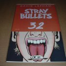 Stray Bullets #32 VF+/NEAR MINT- (David Lapham, El Capitan Books) FIRST PRINT comic for sale