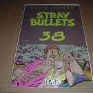 Stray Bullets #38 RARE, VERY FINE+ (David Lapham, El Capitan Books) FIRST PRINT comic for sale