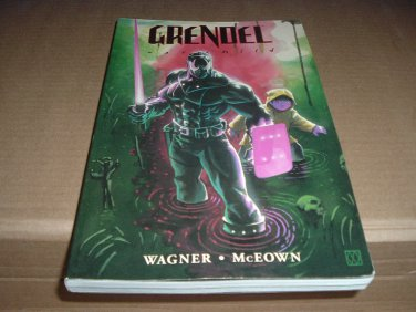 Grendel: War Child TPB (Matt Wagner, Dark Horse Comics) Trade Paperback COMPENDIUM, for sale