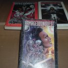 Armageddonquest COMPLETE 3-Book 900 pages Compendium Set (Ronald Russell Roach, Sirius) for sale
