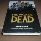 NEW The Walking Dead Book 4 HC Collects 37-48 Image Comics by R. Kirkman, Hard Cover book for sale
