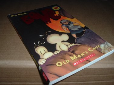 Bone Volume 6: Old Man's Cave FULL COLOR FIRST PRINT (Jeff Smith Cartoon Books) Scholastic, for sale