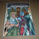 Divine Right #1 RARE European Edition NEAR MINT- (Jim Lee, Image Comics 1997) for sale