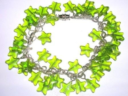 Hollywood Bracelet...Loaded with Stars...