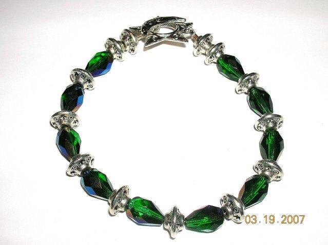 Mystic Fire Bracelet
