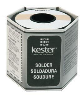 "Kester 44 Rosin Core Solder 63/37 .020"" 1 lb. Spool"