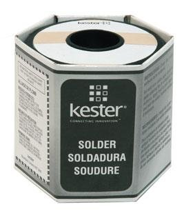 "Kester 245 No Clean Wire Solder 63/37 .020"" 1 lb. Spool"