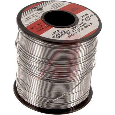 "Kester 331 Organic Core Solder 63/37 .031"" 1 lb. Spool"