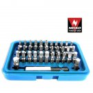 Security Tamper Proof Bit Set 36-pc Torx Hex by Neiko
