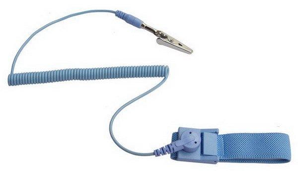 ESD Safe Anti Static Wrist Strap - LOT OF 10 -