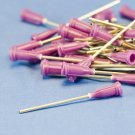 "Dispensing Needle 16ga 0.053id x 1-1/2"" Tip Purple 50pc"