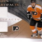 Upper Deck Artifacts 10/11 Frozen Artifacts Silver Mike Richards