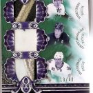 2010-11 Artifacts Tundra Trios Patches Emerald Sidney Crosby#{Vincent Lecavalier#{Brad Richards