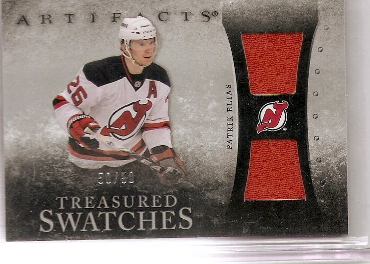 2010-11 Artifacts Treasured Swatches Jersey Patch Blue #TSPE�
